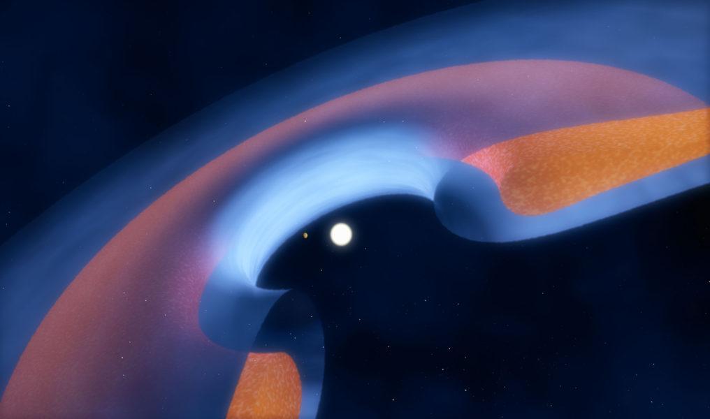 ALMA Reveals Planetary Construction Sites