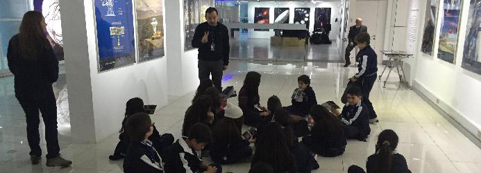 ALMA extends exhibit in Fundación Telefónica until end of January