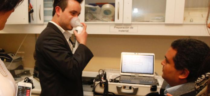 ALMA, a natural laboratory for high-altitude medicine