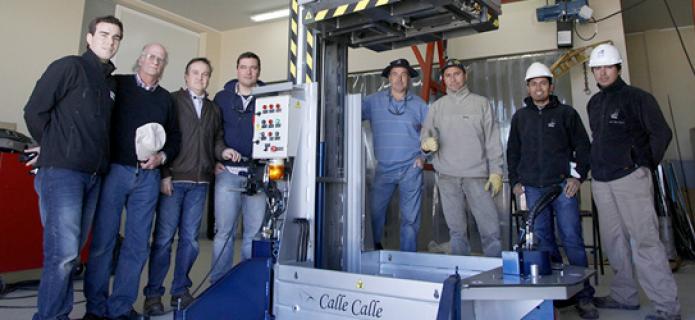 New ALMA Equipment Designed in Chile