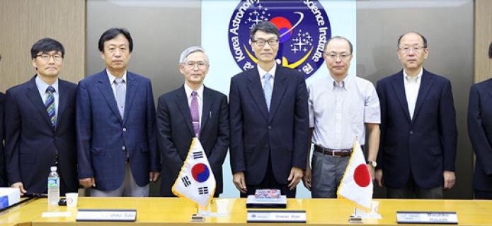 Korea Signs Agreement on ALMA