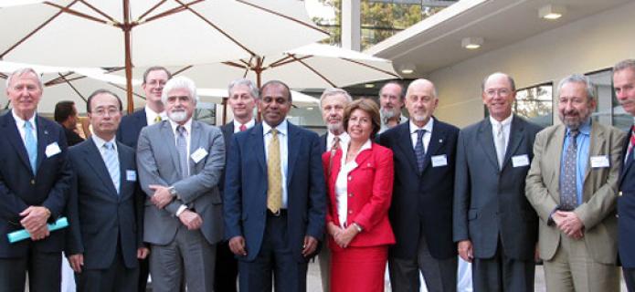 NSF director visits ALMA
