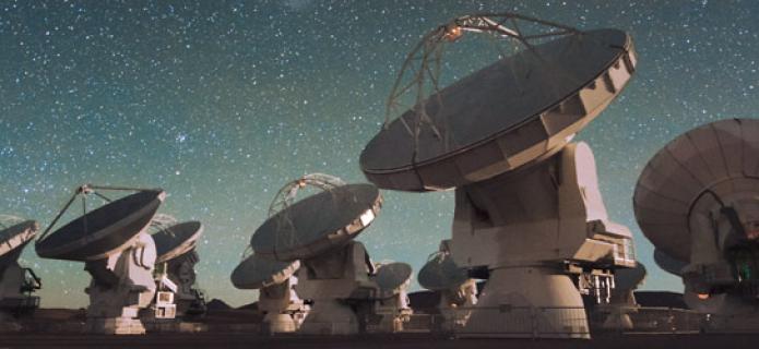 Live Streaming of ALMA Inauguration