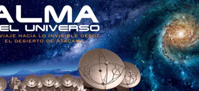 ALMA comes to the Planetarium