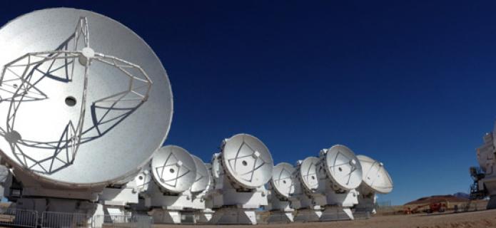 ACA recibe su última antena y es bautizado como «Conjunto Morita»