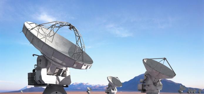 World-wide effort bringing ALMA telescope into reality