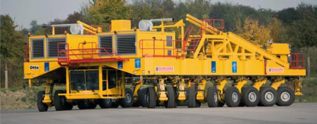 Primer transportador de ALMA ya tiene nombre