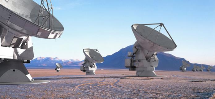 Europa, Japón y América del Norte se preparan para la construcción conjunta de ALMA en Chile