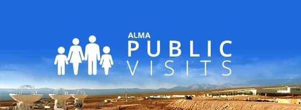 ALMA Public Visits