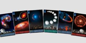Posters de Descubrimientos de ALMA