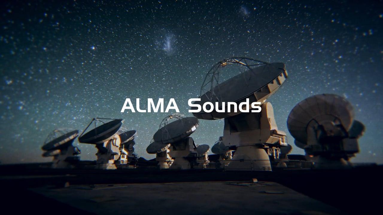 ALMA Sounds