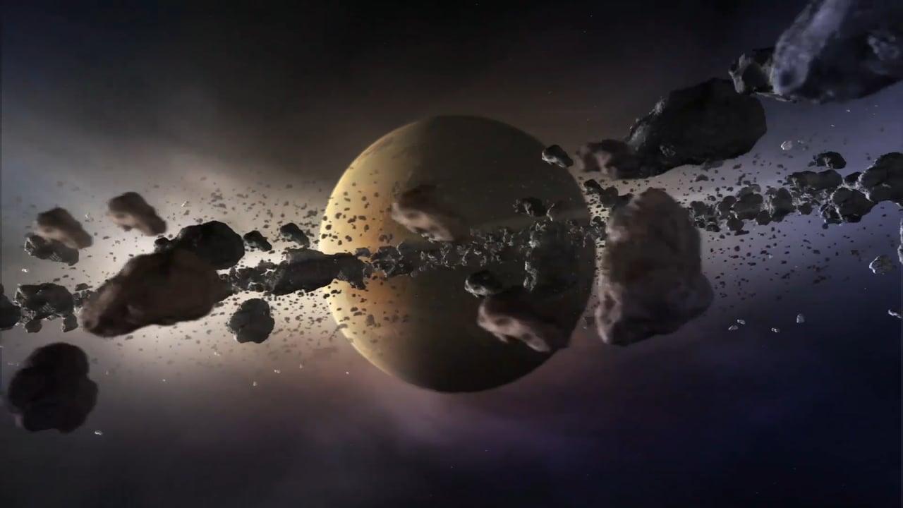 ALMA encuentra indicios de pareja de planetas recién formados alrededor de joven estrella
