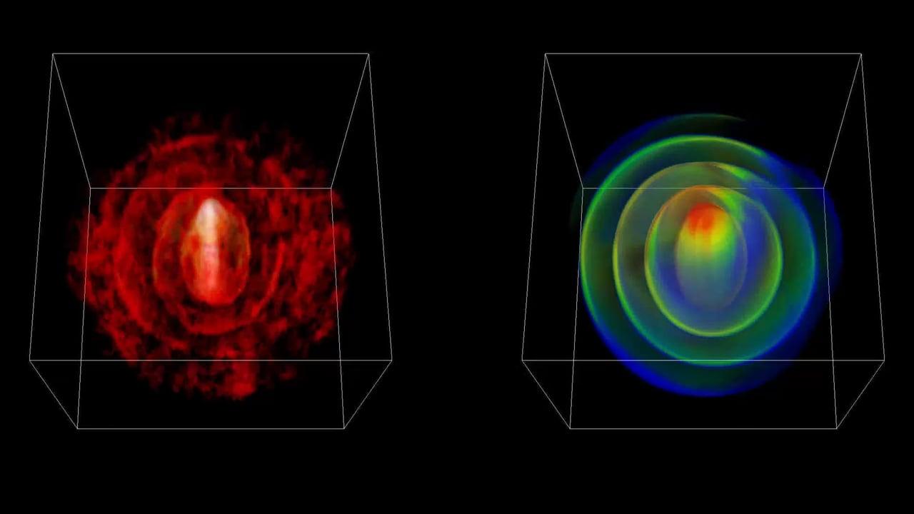 ALMA aporta nuevos antecedentes a hallazgo del telescopio espacial Hubble