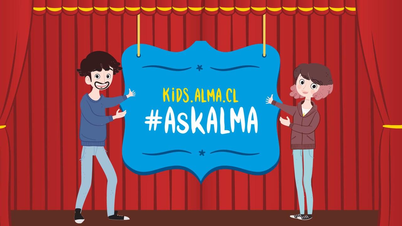 #AskALMA