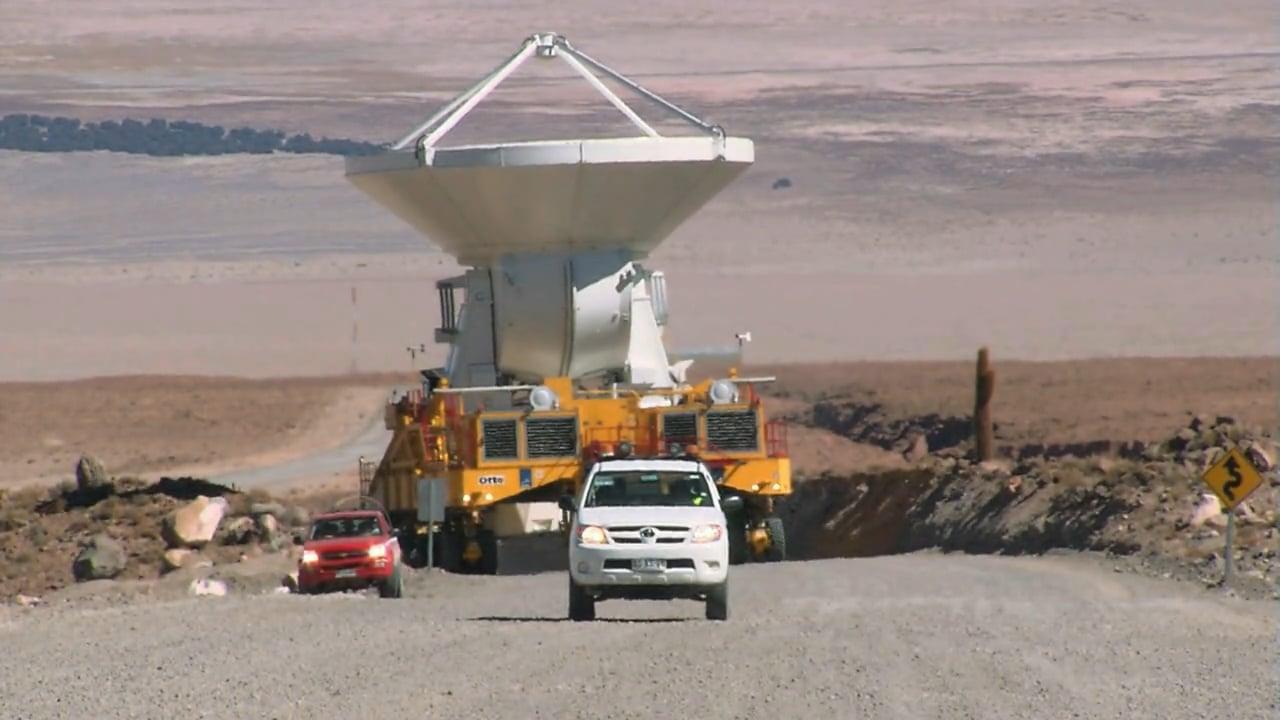 ESOcast 56: Amables gigantes del desierto