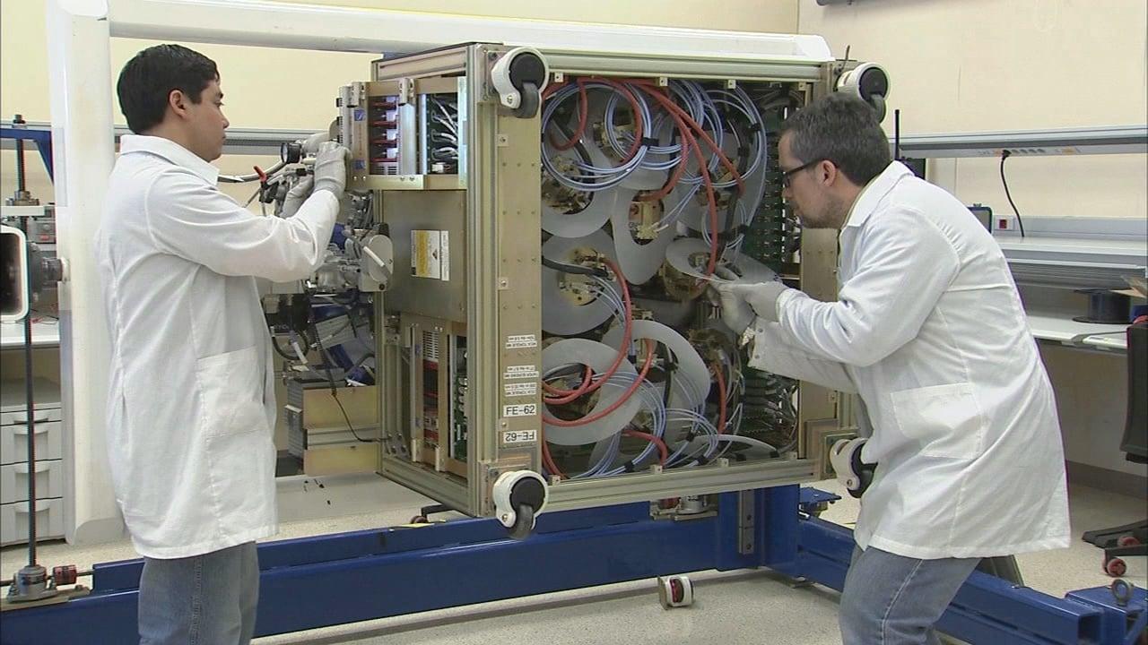 Ingenieros trabajando en el OSF