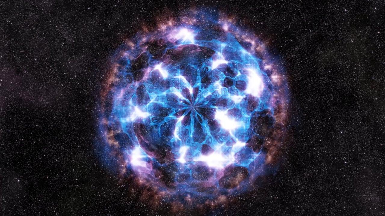 Nacimiento de la Supernova 1987A