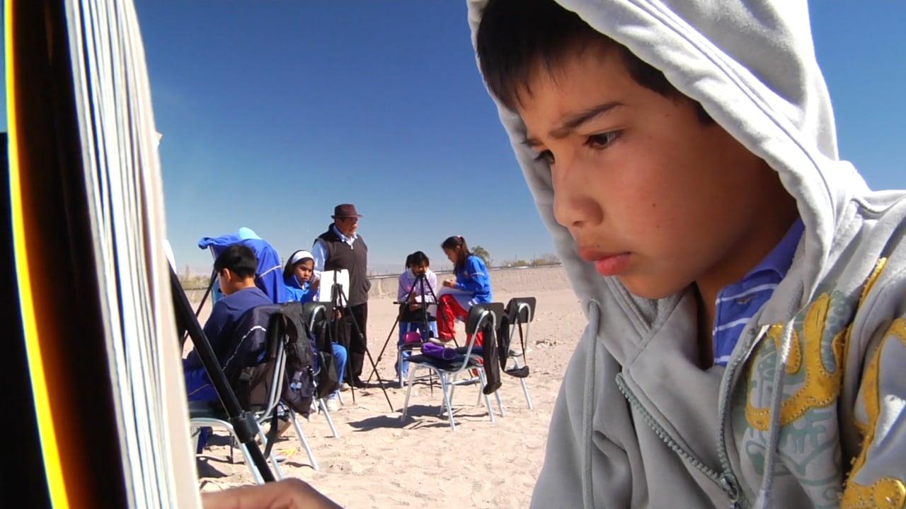 La Nave del Desierto: Documental sobre la Escuela de Toconao y ALMA