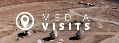 Media visits