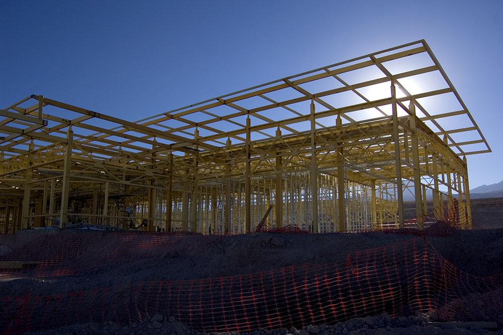 Construcción OSF