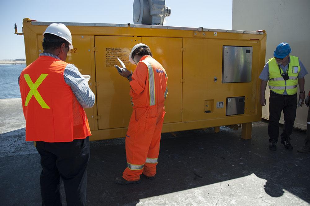 Transporter Construction
