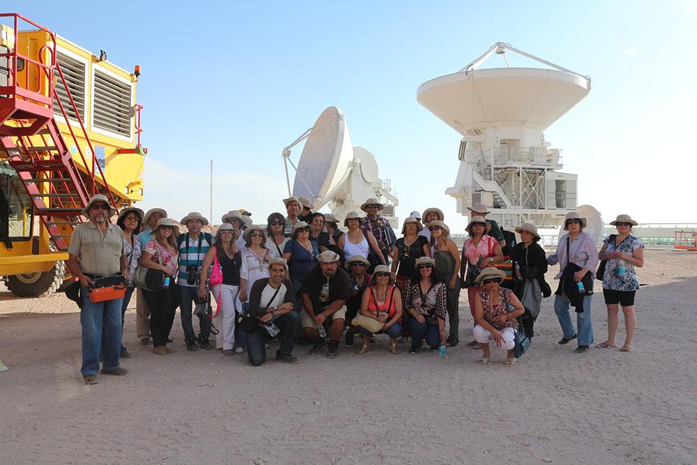 Talleres para profesores en San Pedro de Atacama