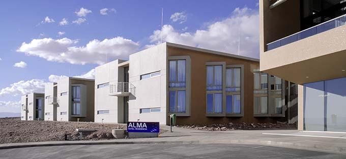 ALMA Residencia Handed Over