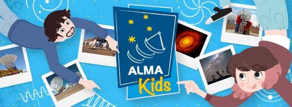 ALMA Kids sidebar ES
