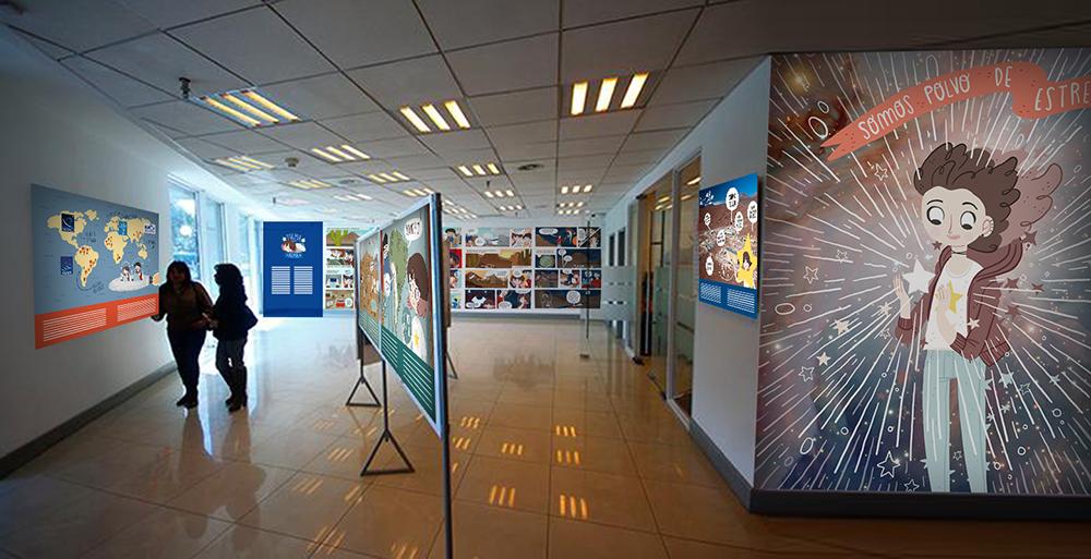 Expo ALMA Fundación Telefónica