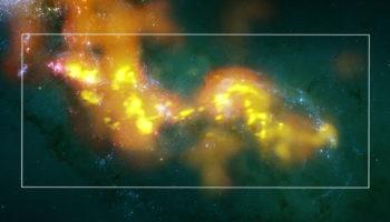 Galaxias Antena