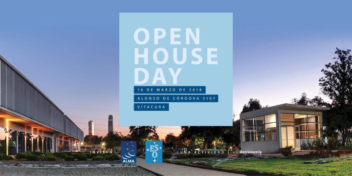 Participate in ALMA-ESO Open House Day in Santiago