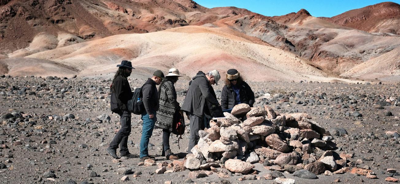 Researchers supported by ALMA identify Inca calendar in the Atacama Desert