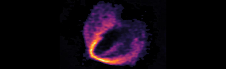 ALMA Discovers Trio of Infant Planets around Newborn Star