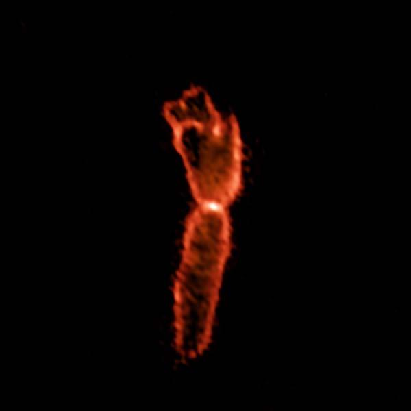Nebulosa del Bumerán, una nebulosa preplanetaria generada por una estrella moribunda.