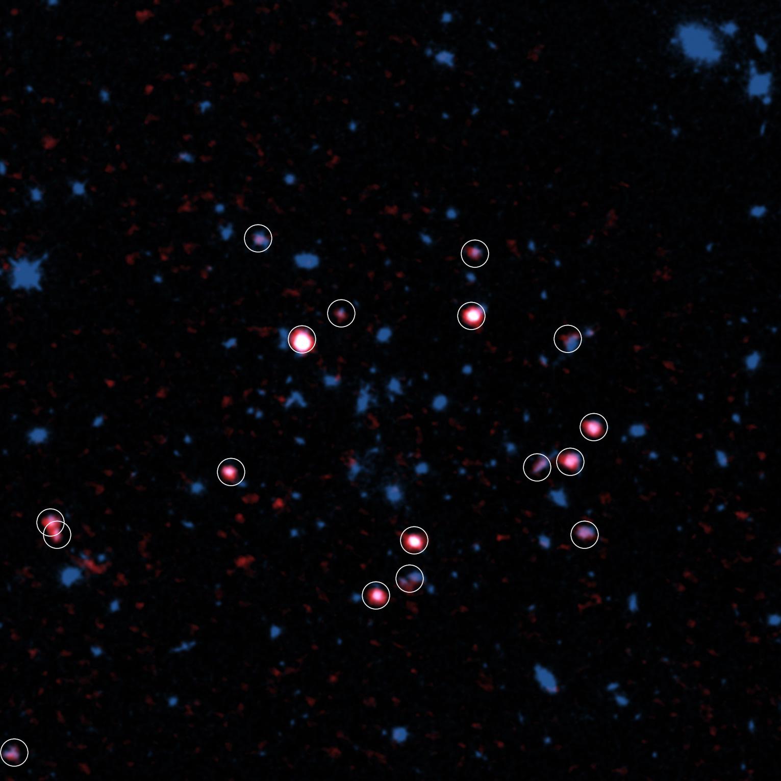 Cúmulo de galaxias XMMXCS J2215.9–1738