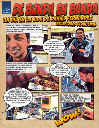 De banda en banda - Daniel Fernández