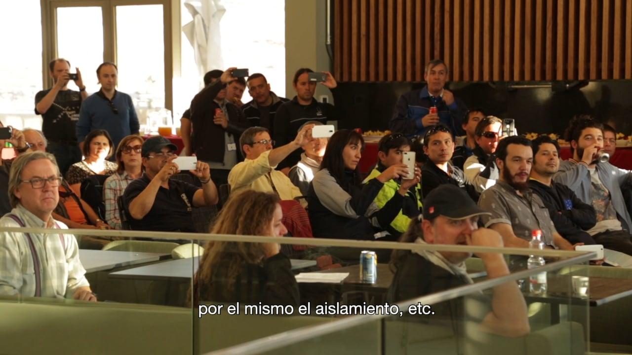 Los trabajadores de ALMA – Juan Carlos Gatica