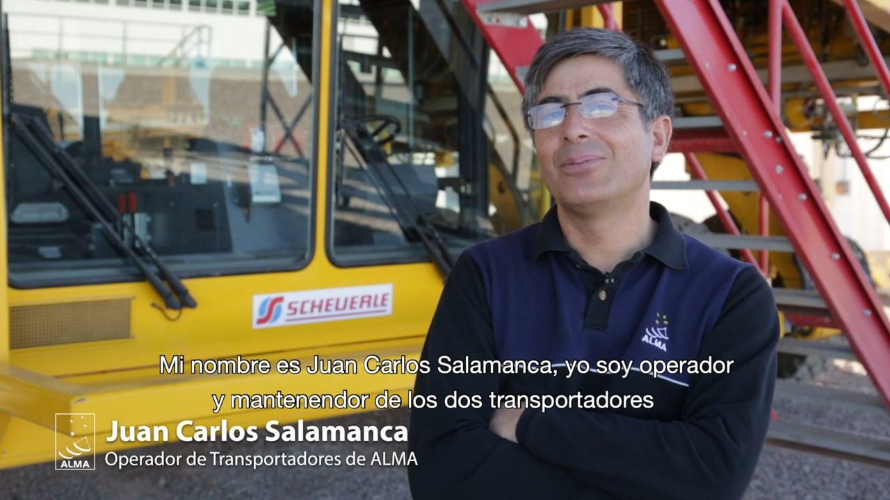 Los trabajadores de ALMA – Juan Carlos Salamanca