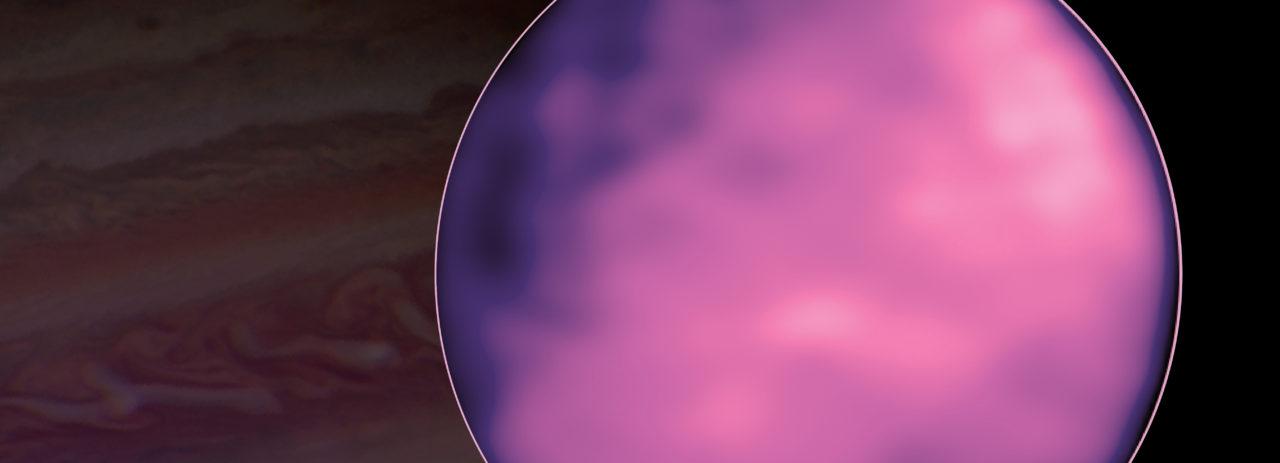 ALMA Maps Europa's Temperature