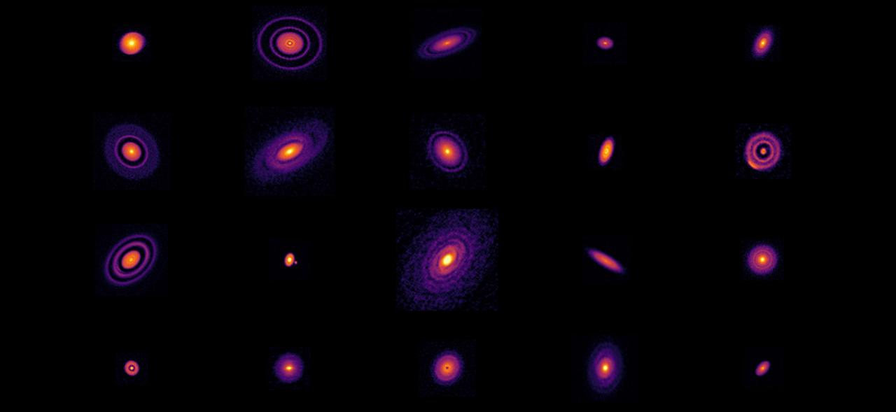 ALMA Campaign Provides Unprecedented Views of the Birth of Planets