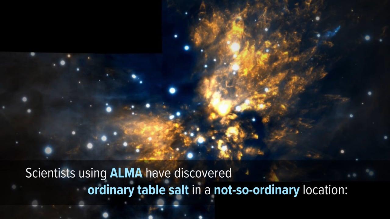 Salty Protostar