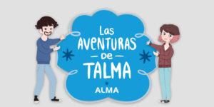 Cómics de ALMA – Las Aventuras de Talma
