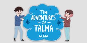 ALMA Comics – The Adventures of Talma