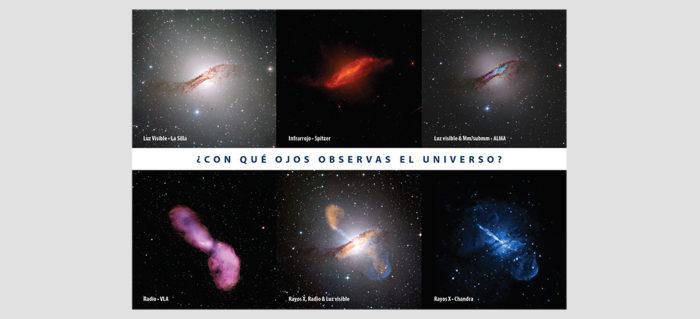 ¿Con qué ojos observas el Universo?