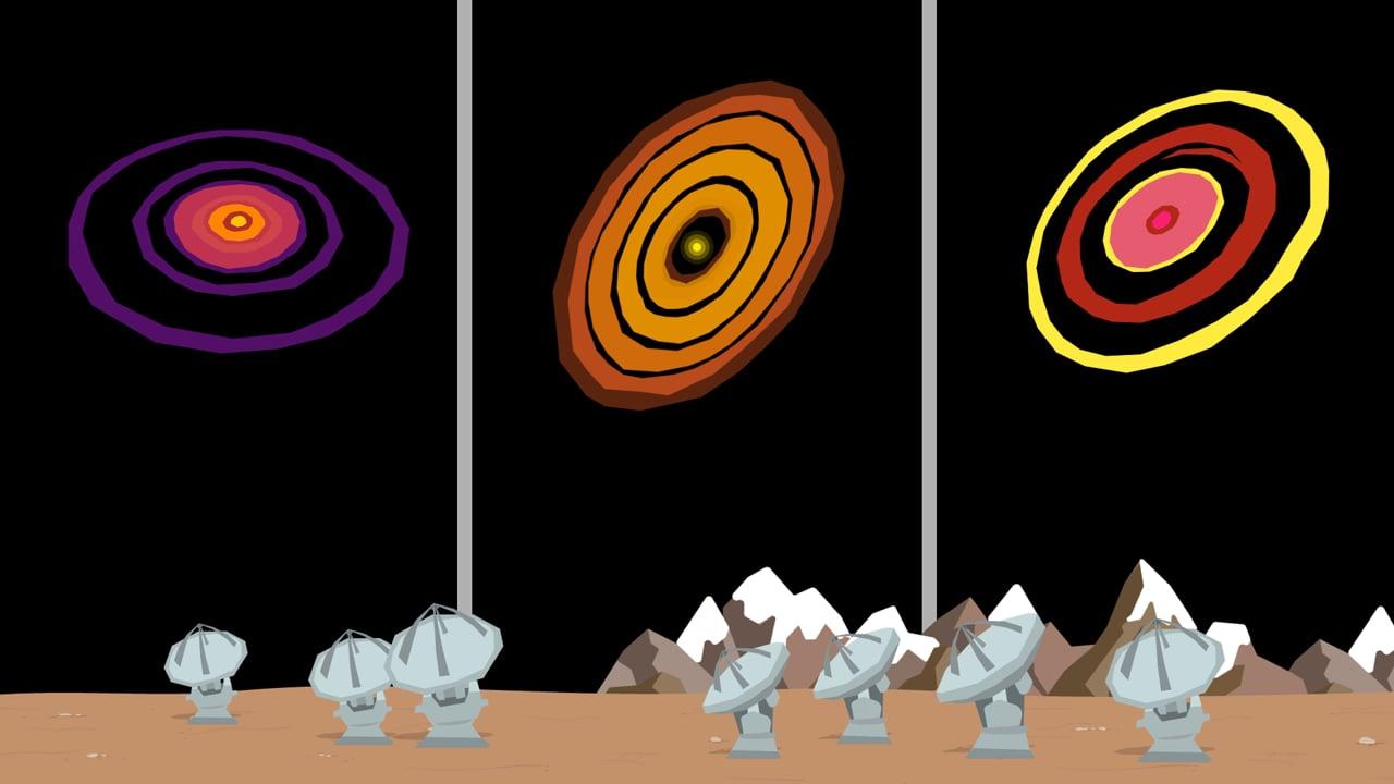 #WAWUA – El nacimiento del Sistema Solar