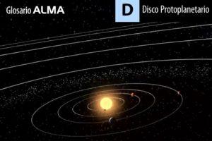 Disco Protoplanetario