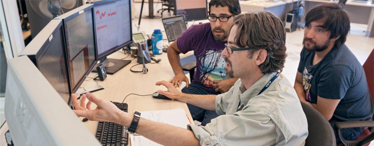 Investigación astronómica realizada en Chile