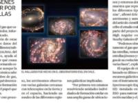 Captan desde Chile imágenes que ayudara a conocer por que el gas forma estrellas